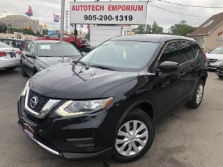 Used 2017 Nissan Rogue AWD Camera/Bluetooth/Camera&ABS* for sale in Mississauga, ON