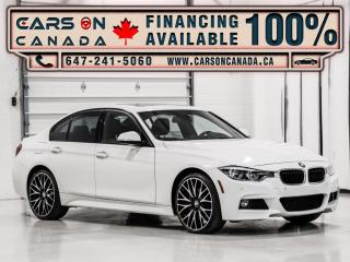 Used 2017 BMW 3 Series 330i xDrive Sedan South Africa for sale in Vaughan, ON