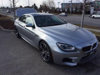 Used 2018 BMW M6 Gran Coupe Ultimate *individual* Pure Metal Silver B&O Sound for sale in Vaughan, ON