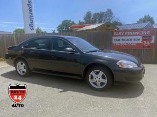 Used 2012 Chevrolet Impala police for sale in Brantford, ON