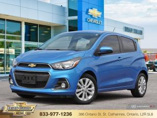 Used 2018 Chevrolet Spark LT for sale in St Catharines, ON