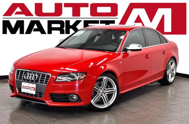 2011 Audi S4 Premium Certified!Navigation!Leather!WeApproveAllCredit!