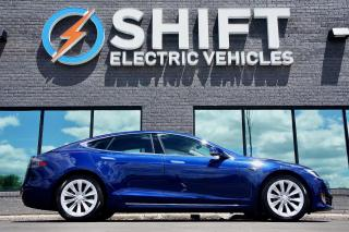 Used 2017 Tesla Model S 100D AUTOPILOT, ALL GLASS ROOF for sale in Oakville, ON