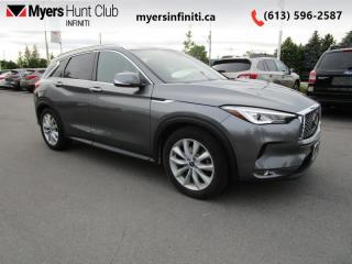 Used 2019 Infiniti QX50 LUXE AWD for sale in Ottawa, ON