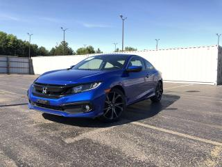 Used 2019 Honda Civic Sport 2WD for sale in Cayuga, ON