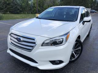 Used 2016 Subaru Legacy LIMITED AWD for sale in Cayuga, ON