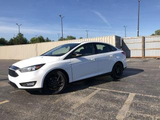 Used 2016 Ford Focus SE Sedan 2WD for sale in Cayuga, ON
