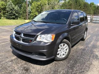 Used 2015 Dodge Grand Caravan CVP 2wd for sale in Cayuga, ON