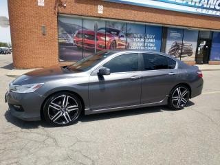Used 2016 Honda Accord Touring for sale in Mississauga, ON