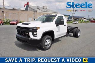New 2021 Chevrolet Silverado 3500HD CC Work Truck for sale in Dartmouth, NS