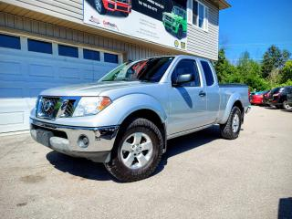 Used 2012 Nissan Frontier SV for sale in Orillia, ON
