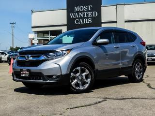 Used 2018 Honda CR-V EX-L | AWD | CAMERA | SUNROOF | LEATHER | REMOTE START for sale in Kitchener, ON