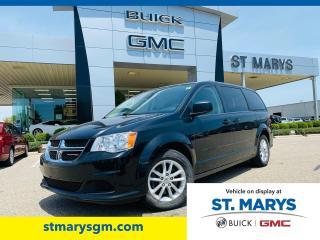 Used 2017 Dodge Grand Caravan SXT for sale in St. Marys, ON