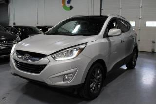 Used 2015 Hyundai Tucson GLS for sale in North York, ON