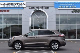 Used 2019 Ford Edge SEL - HEATED SEATS !! NAV !! for sale in Sudbury, ON
