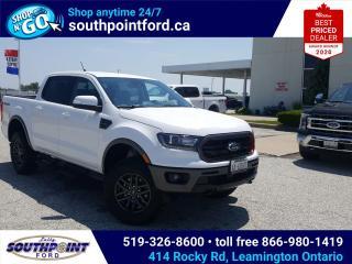 New 2021 Ford Ranger LARIAT for sale in Leamington, ON
