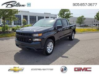 New 2021 Chevrolet Silverado 1500 Custom - $371 B/W for sale in Bolton, ON