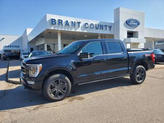 New 2021 Ford F-150 Lariat for sale in Brantford, ON