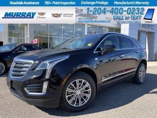 Used 2019 Cadillac XT5 *Low KMs*Heated Steering*Heated Seats*Sunroof*Backup Cam*Nav*Apple Carplay* for sale in Brandon, MB