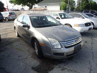 Used 2009 Ford Fusion SE for sale in Sarnia, ON