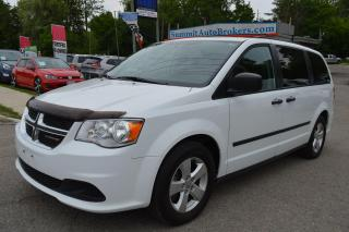 Used 2016 Dodge Grand Caravan CANADA VALUE PACKAGE for sale in Richmond Hill, ON