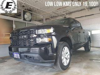 Used 2019 Chevrolet Silverado 1500 Custom LOW KMS ONLY 19,100 WOW!! for sale in Barrie, ON