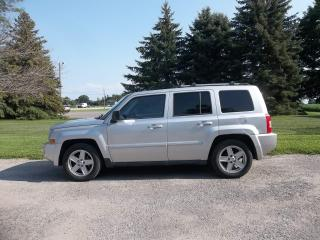 Used 2010 Jeep Patriot Limited 4WD for sale in Thornton, ON