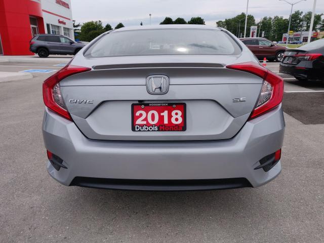 2018 Honda Civic Sdn SE