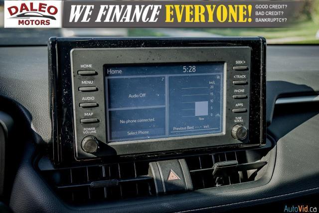 2020 Toyota RAV4 XLE / AWD / PANO ROOF / BACK UP CAM / HEATED SEATS Photo23