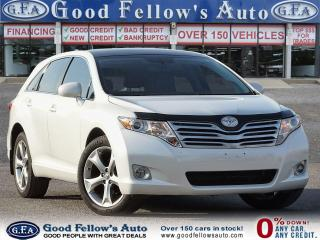 Used 2011 Toyota Venza BASE MODEL, LEATHER SEATS, BACKUP CAMERA, PANROOF for sale in Toronto, ON