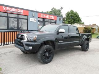 Used 2013 Toyota Tacoma Limited | Leather | Navigation|Backup Camera for sale in St. Thomas, ON