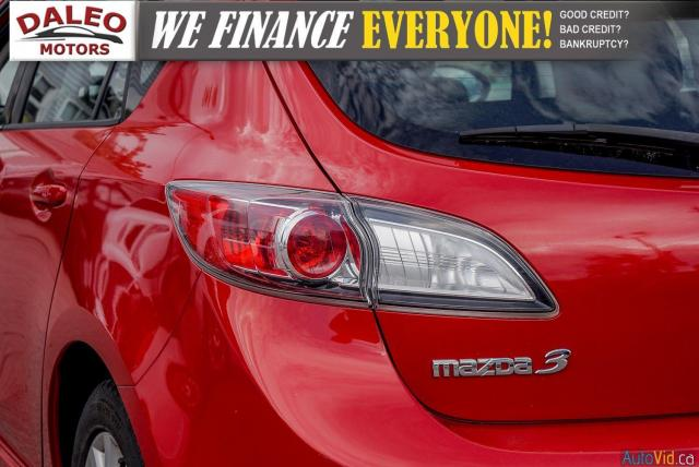 2013 Mazda MAZDA3 3 / HEATED SEATS / USB INPUT / AM/FM/CD / Photo10
