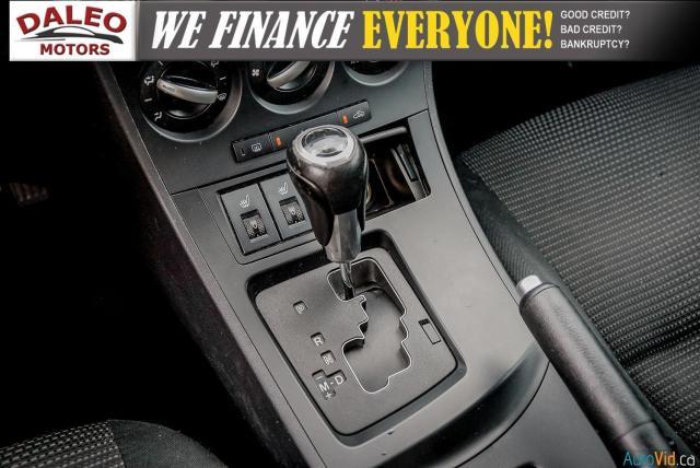 2013 Mazda MAZDA3 3 / HEATED SEATS / USB INPUT / AM/FM/CD / Photo20