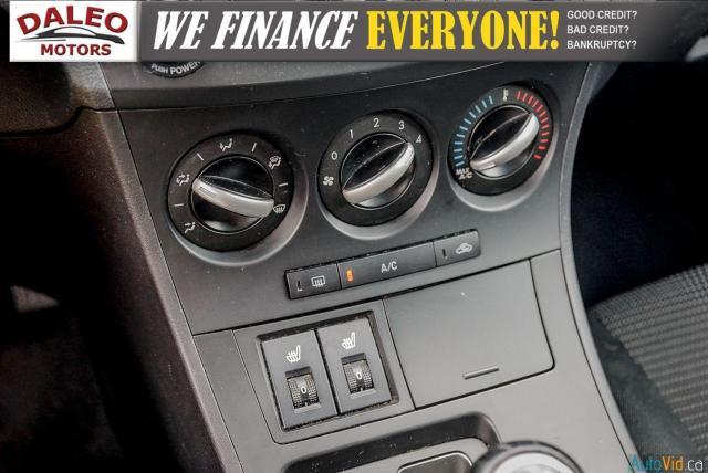 2013 Mazda MAZDA3 3 / HEATED SEATS / USB INPUT / AM/FM/CD / Photo21