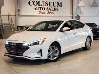 Used 2019 Hyundai Elantra PREFERRED-APPLE CARPLAY-ANDROID AUTO-CAMERA-60KM for sale in Toronto, ON