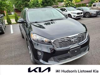 Used 2019 Kia Sorento 3.3L EX Leather Seats | Smartphone Compatibility | Rear Camera for sale in Listowel, ON