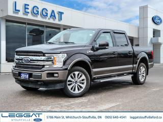 Used 2018 Ford F-150 Lariat for sale in Stouffville, ON
