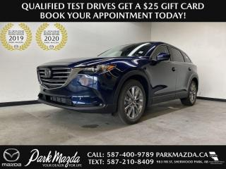 New 2021 Mazda CX-9 GS-L for sale in Sherwood Park, AB