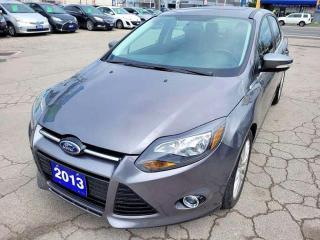 Used 2013 Ford Focus Titanium for sale in Hamilton, ON