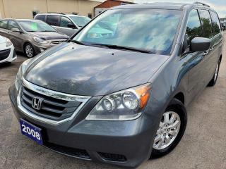Used 2008 Honda Odyssey EX-L for sale in Hamilton, ON
