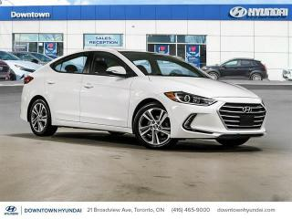 Used 2017 Hyundai Elantra for sale in Toronto, ON