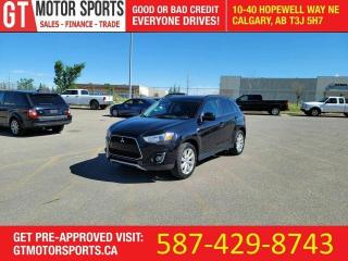 Used 2014 Mitsubishi RVR GT LIMITED I AWD I $0 DOWN - EVERYONE APPROVED! for sale in Calgary, AB