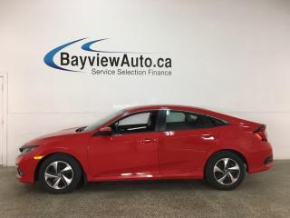 Used 2019 Honda Civic LX - AUTO! ADAPTIVE CRUISE! HONDA LINK! FULL PWR GROUP! + MORE! for sale in Belleville, ON