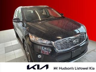 Used 2019 Kia Sorento 3.3L EX 7 Seater | Rear Camera | AWD for sale in Listowel, ON