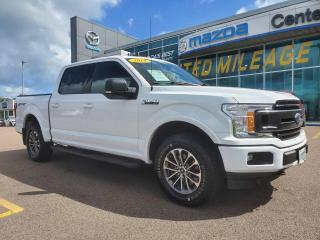 Used 2019 Ford F-150 XLT Sport SuperCrew 4x4 | Navigation | Sunroof for sale in Charlottetown, PE