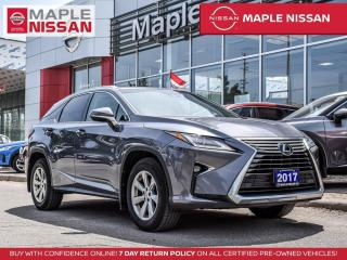 Used 2017 Lexus RX 350 RX350 AWD Bluetooth Backup Camera Power Liftgate for sale in Maple, ON