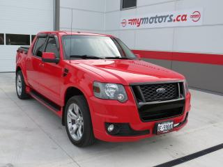 Used 2010 Ford Explorer Sport Trac Adrenalin - Heated seats - Backup camera for sale in Tillsonburg, ON