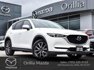 Used 2018 Mazda CX-5 Unknown for sale in Orillia, ON