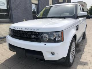 Used 2013 Land Rover Range Rover SPORT 4WD HSE for sale in Nobleton, ON