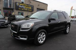 Used 2014 GMC Acadia AWD/SLE2/DUAL SUNROOF/BACKUP CAMERA/7 SEATER/LOW KM for sale in Newmarket, ON